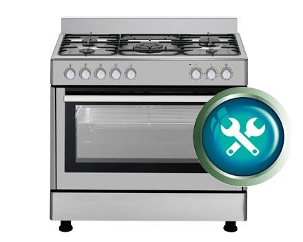 servicio técnico de reparación de cocinas de gas en Villaviciosa de Odón